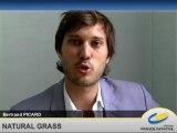 Interview de Bertrand PICARD,Natural Grass du réseau Ile-de-France Initiative by New3S