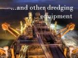 Dredge Yard  - dredge equipment & dredging technology