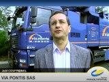 Interview de Joêl COUFFIGNAL,Via Pontis du réseau Ile-de-France Initiative by New3S