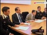 TG 12.08.10 Operazione antiracket, due arresti a Bari