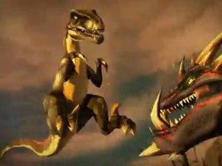 Combat of Giants Dinosaurs 3DS Launch Trailer