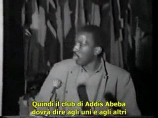 Discours de Thomas Sankara sur la dette (magnifique)