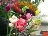Un bouquet de fleurs Romantique made in Aquarelle