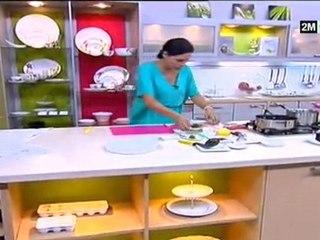 Choumicha Cuisine pas cher - Gratin de pomme terre et Escalope de Dinde