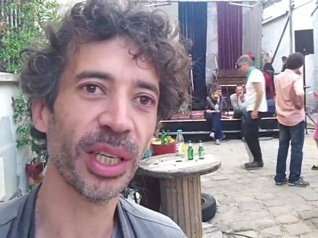 """Eric Elmosnino : """"Je comprend Deschamps pour Lucho"""""""