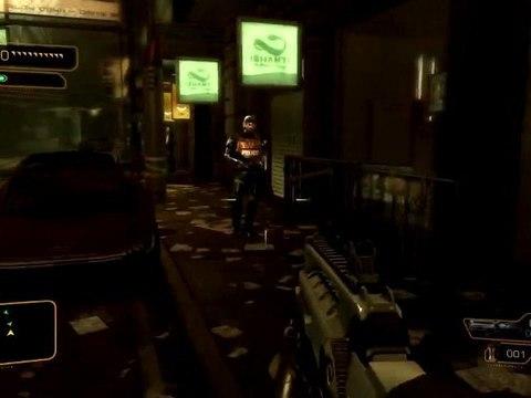 Vidéo test du jeu : Deus Ex Human Revolution
