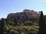 Carte postale depuis Athènes