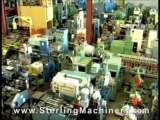 30 Ton Used Hill Acme Hydraulic Ironworker, Mdl. 30, ...