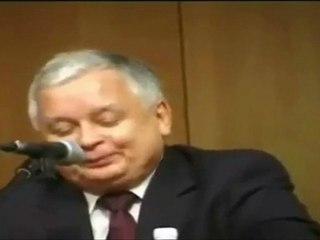 Lech Kaczynski - zdrada panstwa, kryptosyjonista w Izraelu