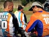 Stage de Motocross TOBESPORT avec trois champions du monde - Sébastien TORTELLI  Mickael Maschio Antoine Méo