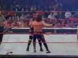 Chris Jericho vs. Chris Benoit vs. X-Pac vs. Eddie Guerrero - No Way Out 2001 Intercontinental Championship