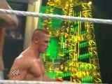 CM Punk vs John Cena - WWE Championship - Money In The Bank 2011