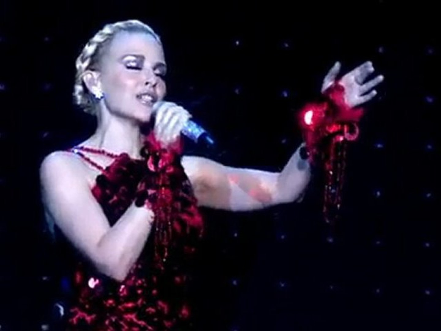 Kylie Minogue Over The Rainbow