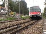 MI79 : Entre les gares de Gif sur Yvette et Courcelle sur Yvette sur la ligne B du RER