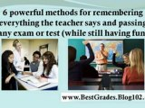 work study techniques - study techniques for students - innovative study techniques