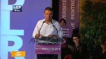 Évènements : Suivez le discours de Nicolas Dupont-Aignan !