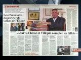 """Robert Bourgi - """"j'étais le porteur de valises de Chirac puis Villepin"""" - Itélé"""