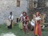 la troupe médiévale les PIES !!!