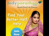 Jodyporutham.The new indian life partner search. All features for free...