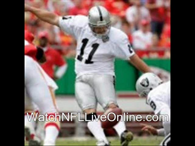 watch nfl Denver Broncos vs Oakland Raiders live on pc