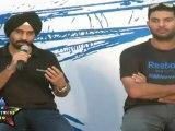 Dhoni,Harbhajan & Yuvraj Singh Shares World Cup Winning Moment