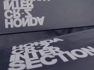 Honda CR-Z intersection magazine - Video 2