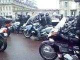 manifestation moto a paris le 11.09.2011