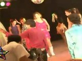 Gracious Shaking her Body Step By The Beautiful Dancer On Location Shoot Of Aaja Sajan Pardesiya