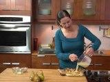 Pear and Maple Bread Pudding Recipe