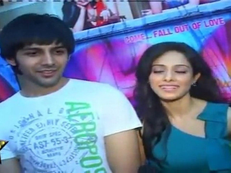 Kartikeya & Nushrat  In Amazing Mood During Promotion Of Pyaar Ka Punchnama
