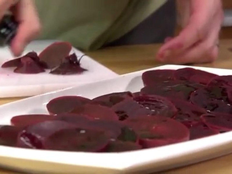 Balsamic Beets Recipe