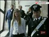 TG 10.05.10 Omicidio Scopece, la testimonianza di Patrizia D'Addario