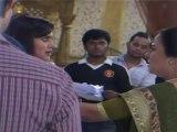 """Karan & Aabha Caught Shelly Red Handed...On Location Of """"Yanha Mei Ghar Ghar Kheli"""""""