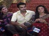 """Sexy Suhasi Aka Aabha & Karan Shows Their On Screen Chemistry On Lovation""""Yanha Mei Ghar Ghar Kheli'"""
