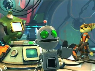 Trailer mode solo de Ratchet And Clank: All 4 One