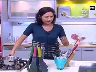 Choumicha Dessert pas cher - Madeleine Chocolat moelleuse et Cake aux noix