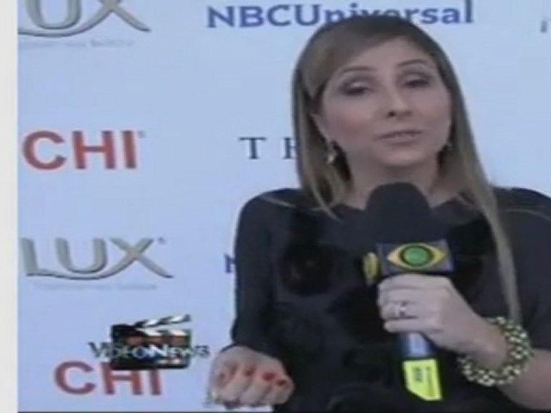 Miss Universo 2011 - Flash no Vídeo News - Band 2011