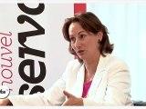 Primaire PS : Ségolène Royal face à l'Obs (extraits)