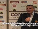AGORA CLUBS SAS - Sébastien GUENARD, co-président - Intervenant au Salon CONSULT DAY 2011