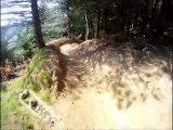 DH VTT Extrème  Pic du Jer 26 06 2011 Part  3