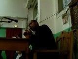 Sheikh Mohamed Bajrafil, Participer à l'édification d'une mosquée