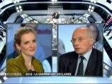 Mots Croises: Denis Jeambar tacle Sarkozy