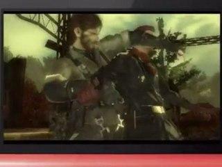 Conférence 3DS 2011 Trailer  de Metal Gear Solid : Snake Eater 3D