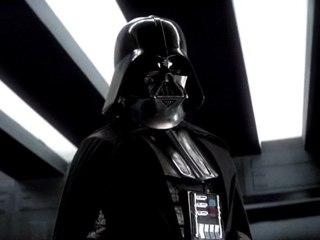 Darth Vader - Promo Star Wars Blu-ray Castellano