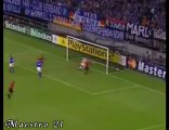Clarence Seedorf (AC Milan) v Schalke, September 27, 2005