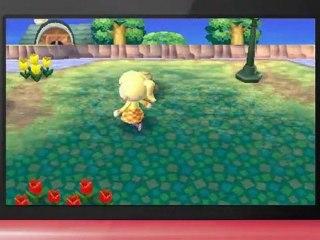 Conférence 3DS 2011 Trailer  de Animal Crossing : New Leaf