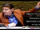 Michel Collon, Guerre en Lybie, Pétrole, Algérie, Mensonge, Al Qaida PART 2/2