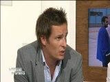 Anthony Maurice invité du Bureau des Sports (Vosges Télévision)