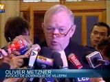 Affaire Clearstream : relaxe confirmée pour Villepin