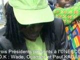 ALPHA BLONDY AKIMI QUESTION SUR PAUL KAGAME !